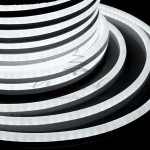 Гибкий Неон LED SMD, белый, 120 LED/м, бухта 50м