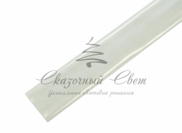 Термоусадка клеевая прозрачная 39/13мм 1м 5