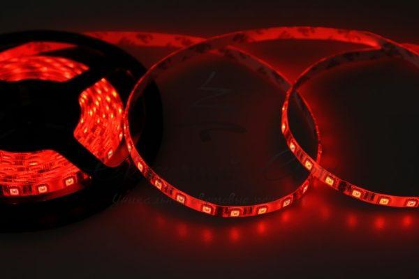 LED лента силикон, 10мм, IP65, SMD 5050, 60 LED/m, 12V, RGB, катушка 5 м 1