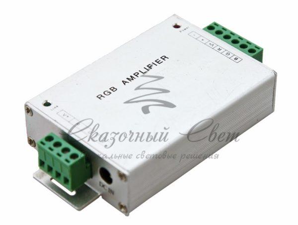 LED усилитель для RGB модулей/лент 12V/144W, 24V