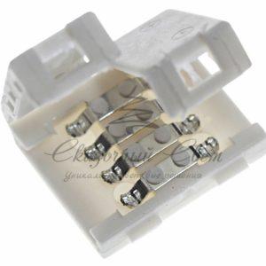 Коннектор стыковочный для RGB светодиодных лент шириной 10 мм Neon-Night