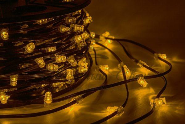 "Гирлянда ""LED ClipLight"" 12V 150 мм, цвет диодов Желтый 2"