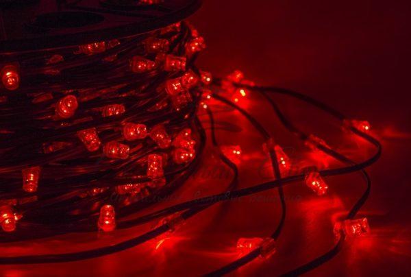 """Гирлянда """"LED ClipLight"""" 12V 150 мм, цвет диодов Красный 2"""