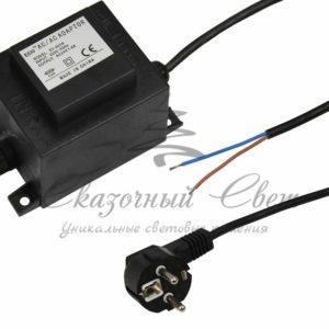 Трансформатор 230В-24В, 36Вт