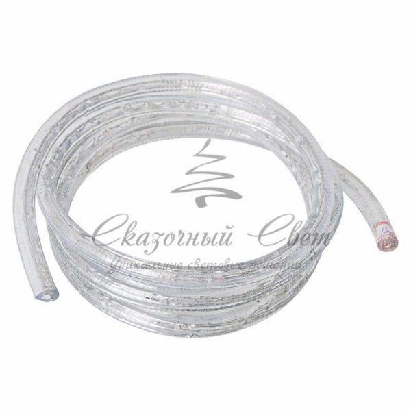 Дюралайт LED, постоянное свечение (2W) - теплый белый, 24 LED/м Ø10мм, бухта 100м 4