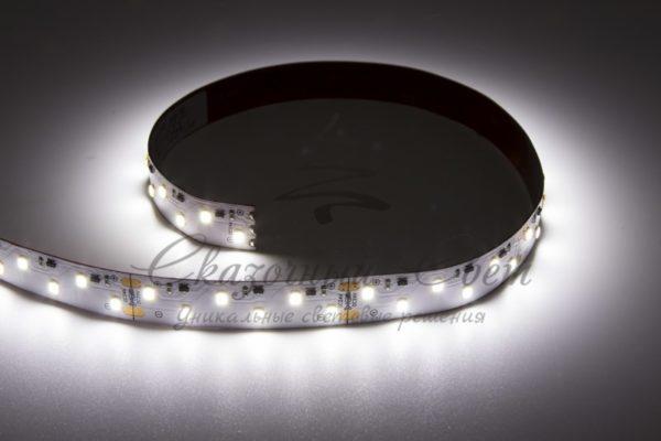 LED лента ПРОФЕССИОНАЛЬНАЯ, 16 мм, IP33, SMD 2835, 96 LED/m, 24V, белая, катушка 5 м