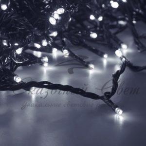 Гирлянда «LED ClipLight» 24V, 5 нитей по 20 метров, цвет диодов Белый, Flashing (Белый)