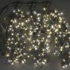 """Гирлянда """"LED ClipLight"""" 24V, 3 нити по 20 м, свечение с динамикой, цвет диодов Зеленый 2"""