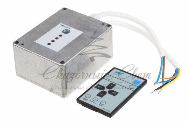 Контроллер для Белт-лайта 230 В, 3500Вт 4 кан. х 4, 0 А, ДУ IP54