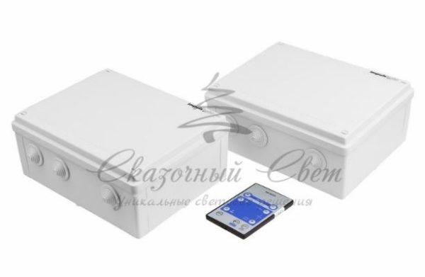 Контроллер для Белт-лайта 230 В, 3520Вт 16 кан. х 1 А, ДУ IP54