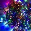 """Гирлянда """"LED ClipLight"""" 24V, 3 нити по 20 м, свечение с динамикой, цвет диодов Зеленый 1"""