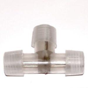 Соединитель для 2-х проводного дюралайта, T-образный, 60х40 мм