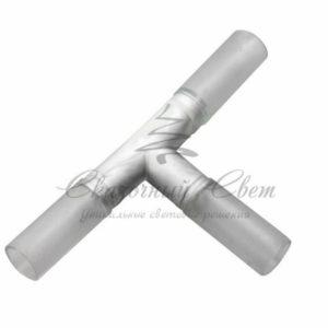 Муфта T — коннектор для дюралайта LED 3W ∅13мм