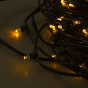 Гирлянда «LED ClipLight» 12V 300 мм, цвет диодов Желтый