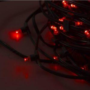 Гирлянда «LED ClipLight» 12V 300 мм, цвет диодов Красный