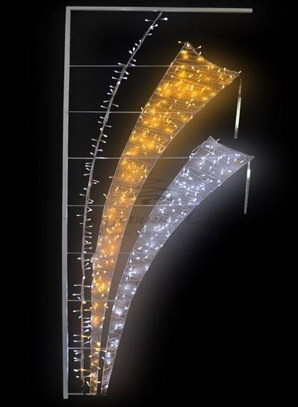 """Фигура световая """"Салют"""", 480 светодиодов, размер 225*75см 2"""