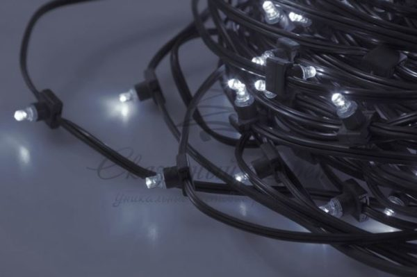 "Гирлянда ""LED ClipLight"" 12V 300 мм, цвет диодов Белый"