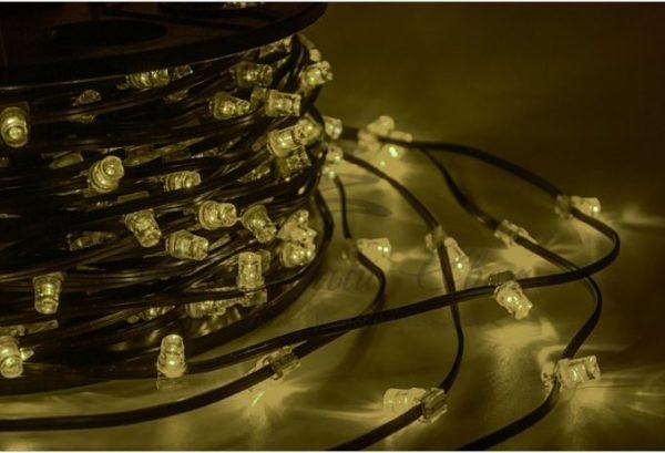 "Гирлянда ""LED ClipLight"" 12V 150 мм, цвет диодов Тепло-Белый"