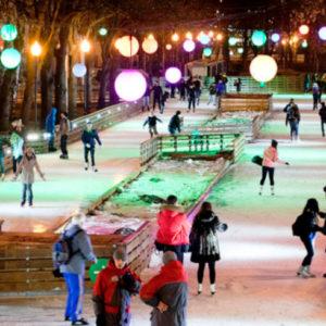Площади и парки