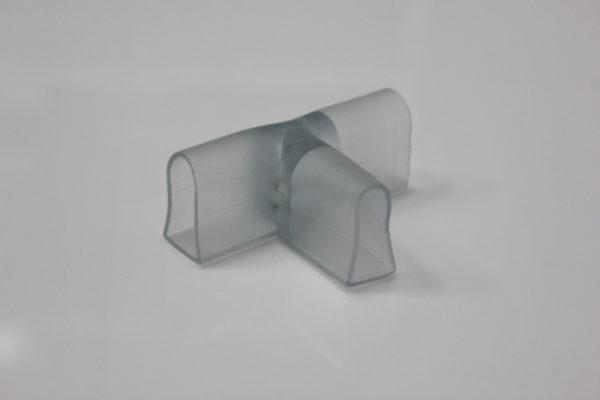 T-образный коннектор для неона 12х25мм