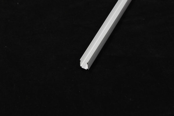 Алюминиевый профиль для лед-неон флекса 12х25мм, 2м