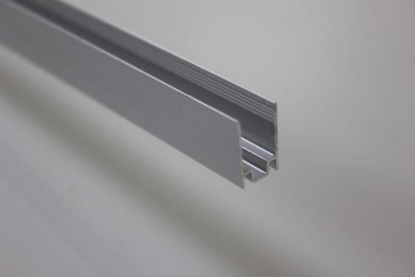 Алюминиевый профиль 1м для неона 8х16мм