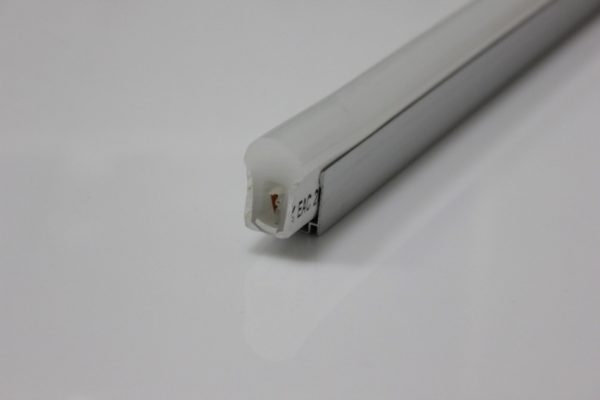 Алюминиевый профиль 1м для неона 12х25мм 1