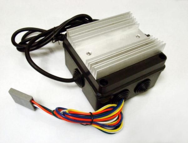 SL-411-240V-5BLC LED контроллер.4-канальный, 4000W
