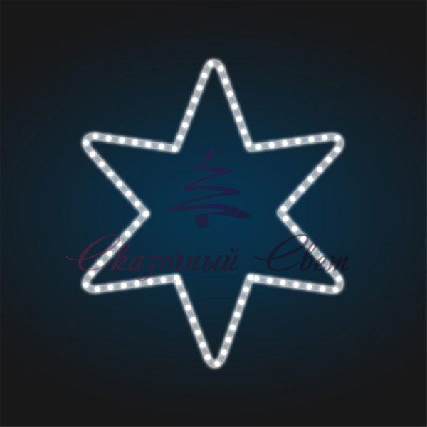 Мотив Звезда В 0,9 м х Ш 0,75 м - FL 26 1
