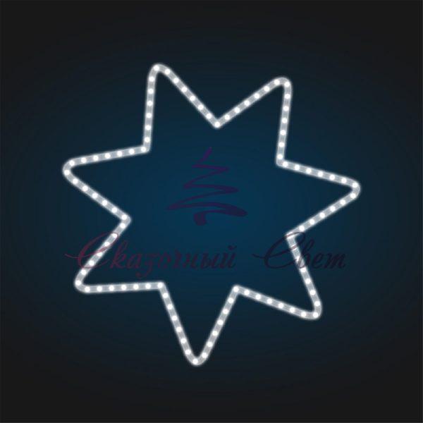 Мотив Звезда В 1,0 м х Ш 1,0 м - FL 27 1