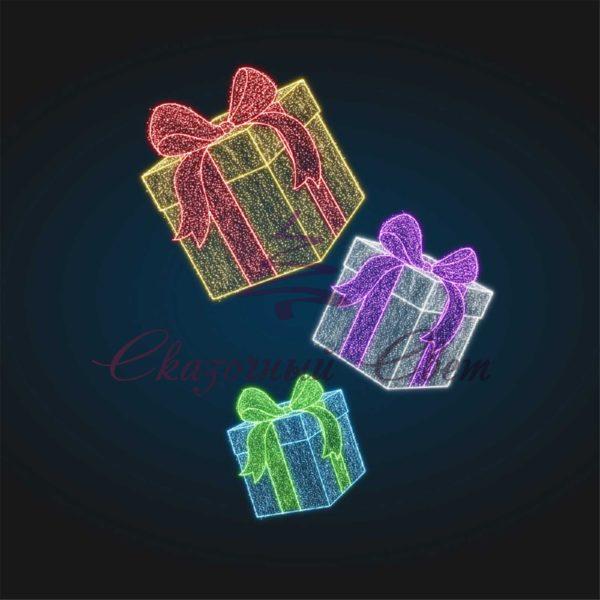 Панно Подарки MS 15 - Ш 2,80 м х В 3,50 м 1