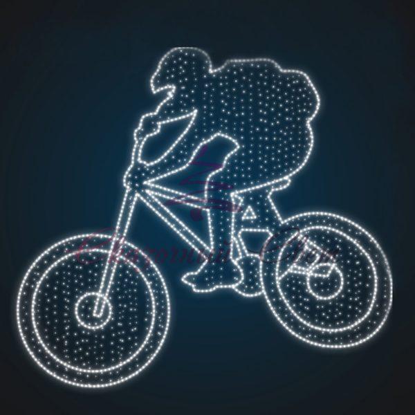 Панно Велосипедист PA 401 - Ш 2,30 м х В 2,50 м 1