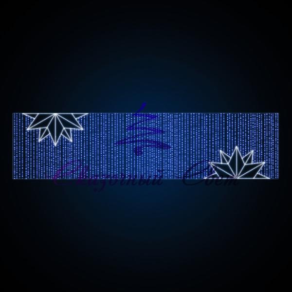 Перетяжка звезда соломона В 1,25 м х Ш 5,0 м - SE 65 1